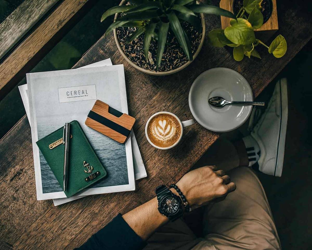 Koffie Fotograferen tips