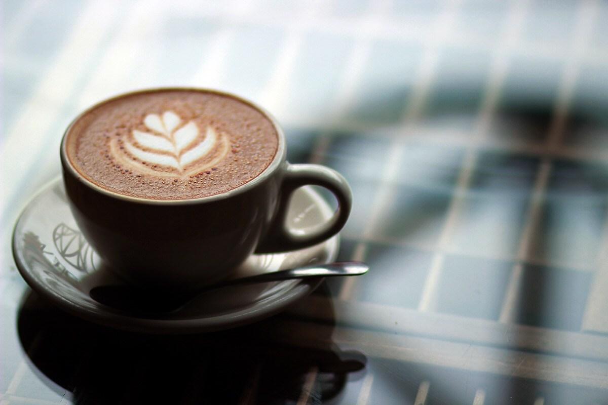 Koffie Fotograferen